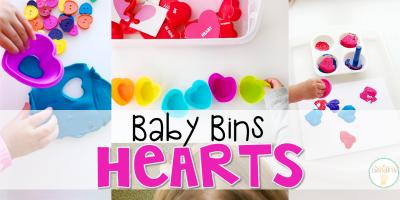Baby Bins: Hearts