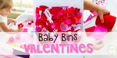 Baby Bins: Valentines