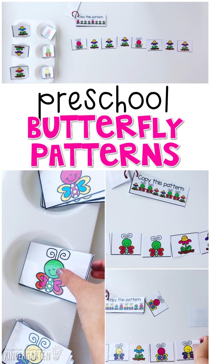 Preschool: Butterflies - Mrs. Plemons\' Kindergarten