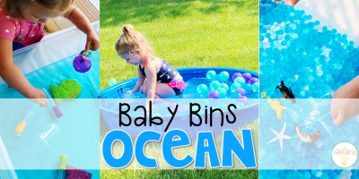 Baby Bins: Ocean