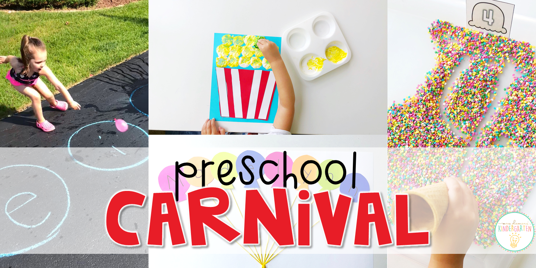 Preschool Carnival Mrs Plemons Kindergarten