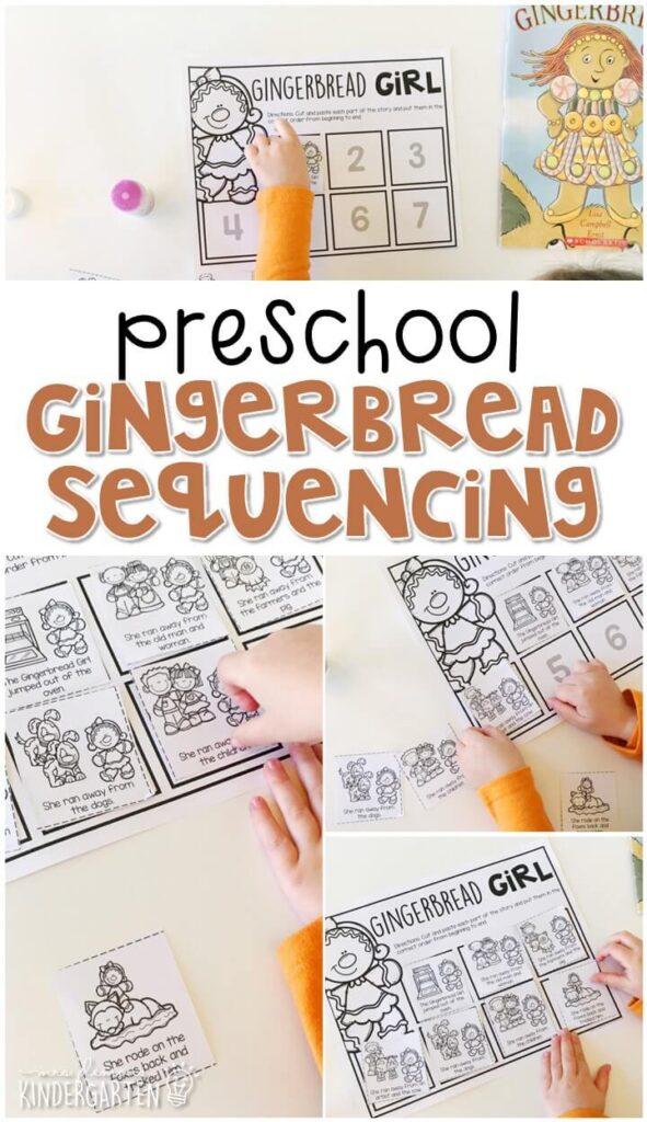 Campbell Ernst. Great for a gingerbread theme in tot school, preschool, or even kindergarten!