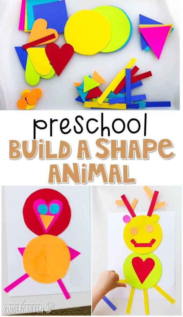 Practice sorting 3D shapes by putting the animals in the right cage in this 3d Zoo sort. Perfect for a zoo theme in tot school, preschool, or even kindergarten!